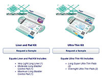 Free Equate & Assurance Sample Kits - Incontinence Guide