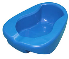 Danny's World Conventional Plastic Bed Pan